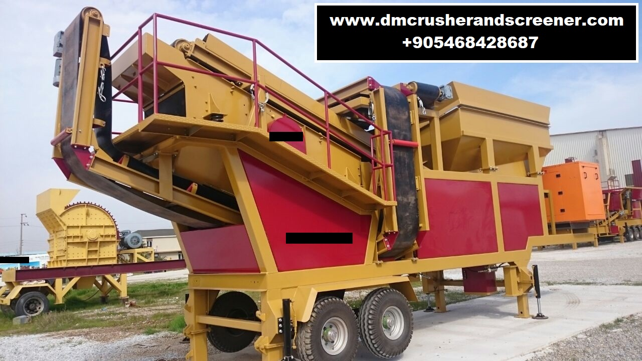 dolomite crushing plant in chad
